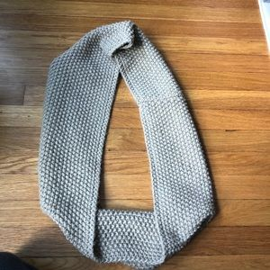 Old Navy Beige Knitted Infinity Scarf